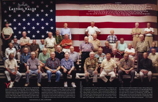 Article Preview: LASTING VALOR, October 2003 2003 | Vanity Fair