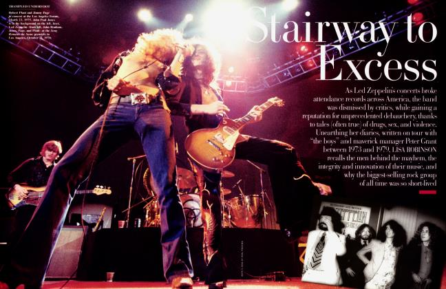 Article Preview: Stairway to Excess, November 2003 2003 | Vanity Fair