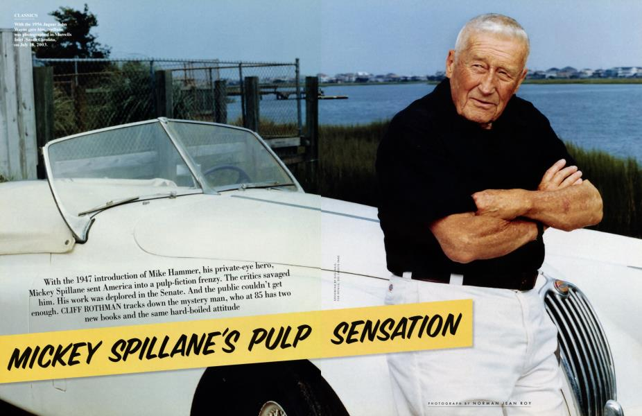 MICKEY SPILLANE'S PULP SENSATION