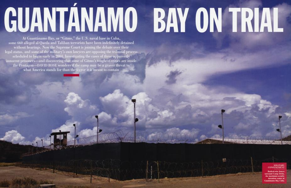 GUANTÁNAMO BAY ON TRIAL