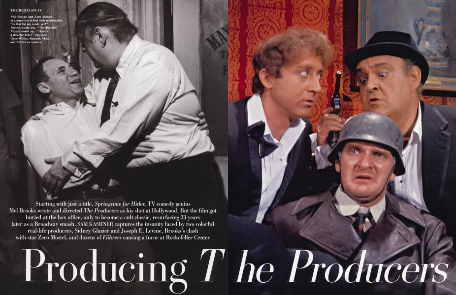 Producing The Producers