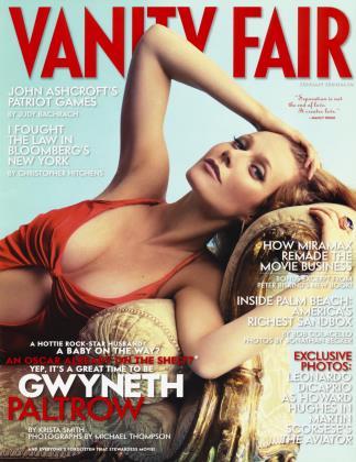 February 2004 | Vanity Fair