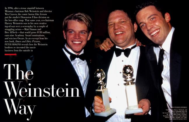 The Weinstein Way