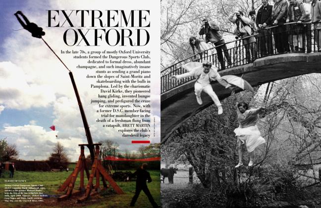 Article Preview: EXTREME OXFORD, February 2004 | Vanity Fair