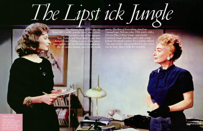 Article Preview: The Lipstick Jungle, March 2004 | Vanity Fair
