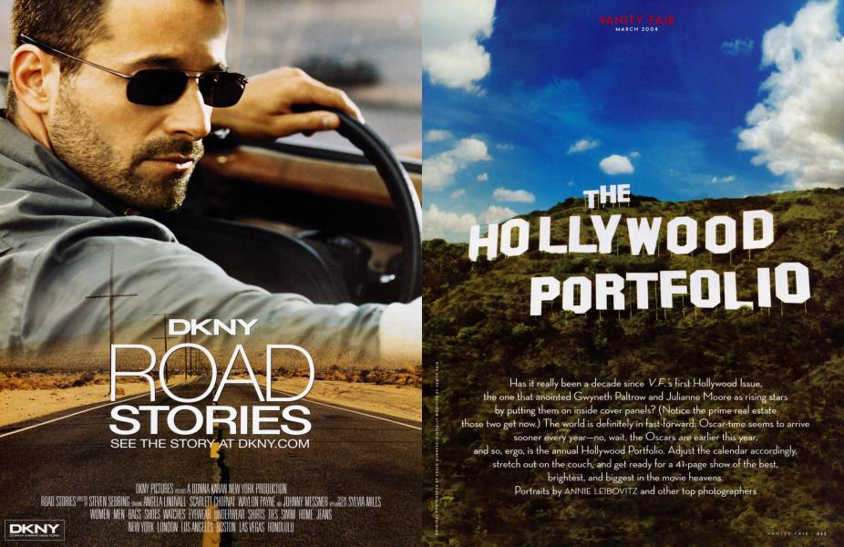 THE HOLLYWOOD PORTFOLIO