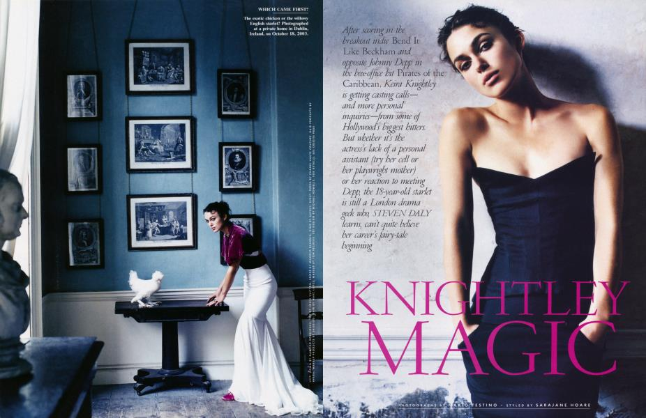 KNIGHTLEY MAGIC