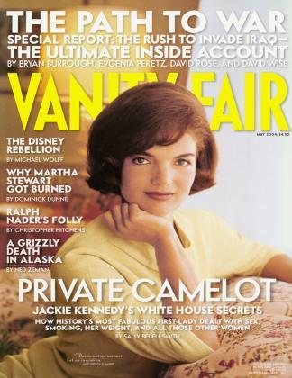 May 2004 | Vanity Fair