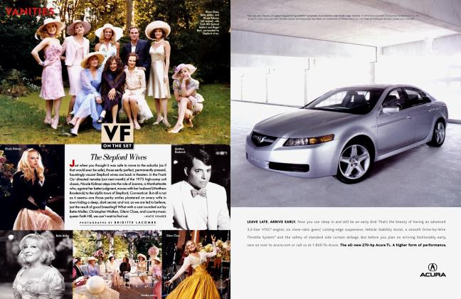 Article Preview: VF ON THE SET, May 2004 2004 | Vanity Fair