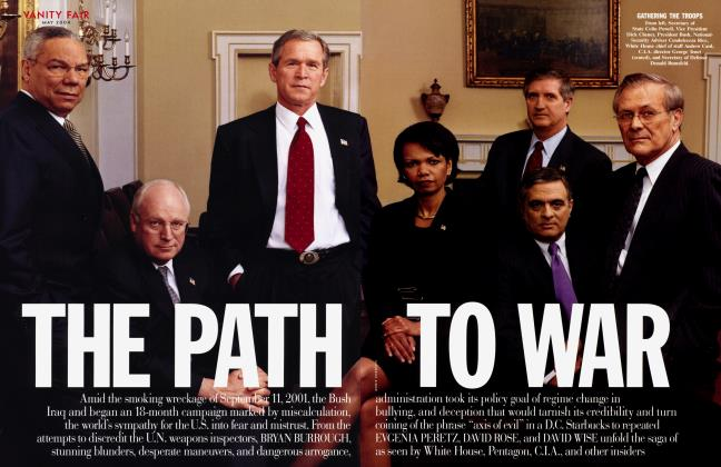 Article Preview: THE PATH TO WAR, May 2004 2004 | Vanity Fair