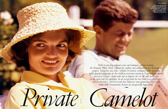 Article Preview: Private Camelot, May 2004 2004 | Vanity Fair