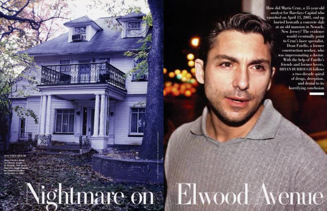 Article Preview: Nightmare on Elwood Avenue, June 2004 | Vanity Fair