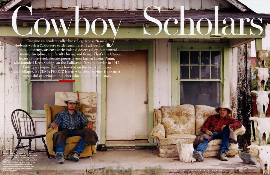 Cowboy Scholars