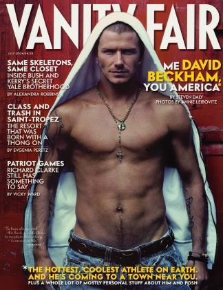 July 2004 | Vanity Fair