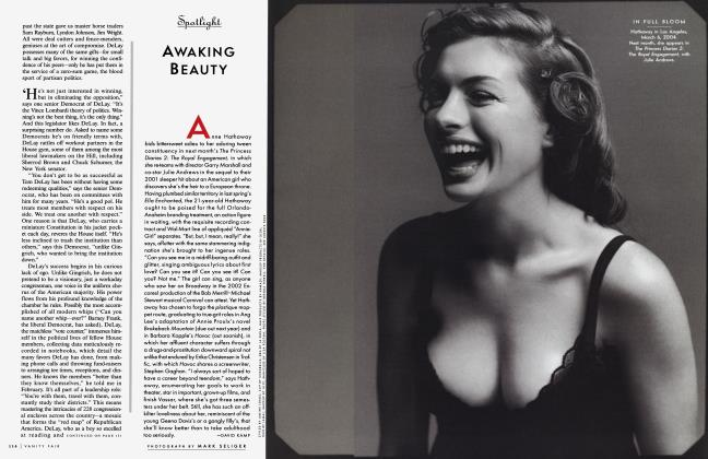 Article Preview: AWAKING BEAUTY, July 2004 2004 | Vanity Fair