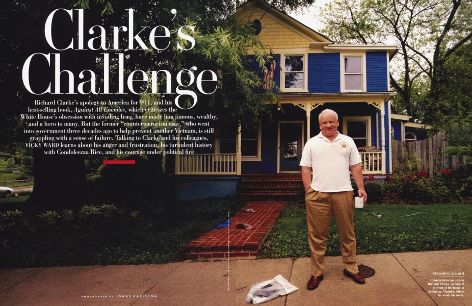 Clarke's Challenge