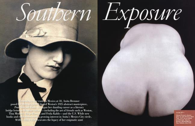 Article Preview: Southern Exposure, August 2004 2004 | Vanity Fair