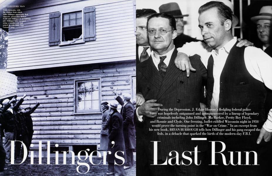 Dillinger's Last Run