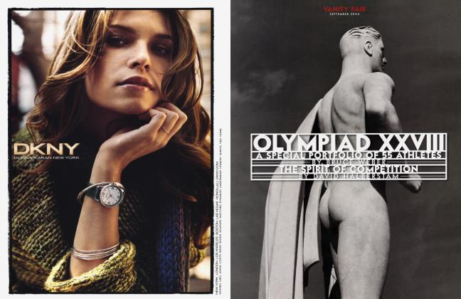 Article Preview: OLYMPIAD XXVIII, September 2004 | Vanity Fair