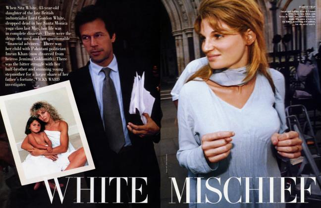 Article Preview: WHITE MISCHIEF, September 2004 | Vanity Fair