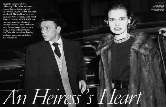 Article Preview: An Heiress's Heart, September 2004 | Vanity Fair