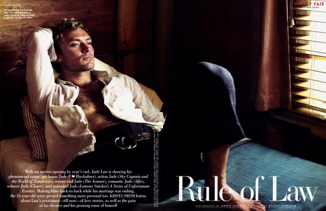 Article Preview: Rule of Law, October 2004 | Vanity Fair