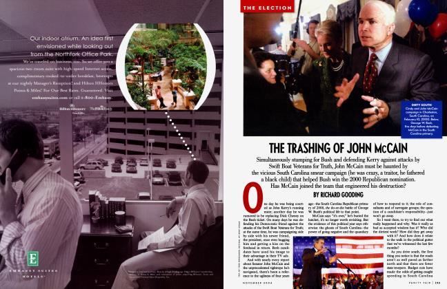 Article Preview: THE TRASHING OF JOHN McCAIN, November 2004 2004 | Vanity Fair