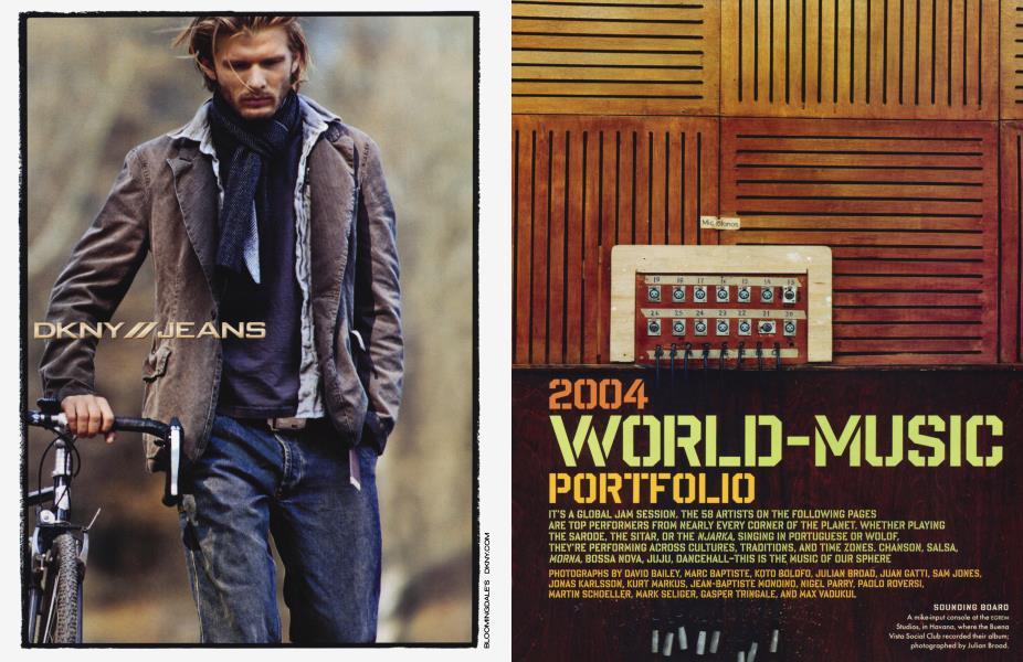 2004 WORLD-MUSIC PORTFOLIO