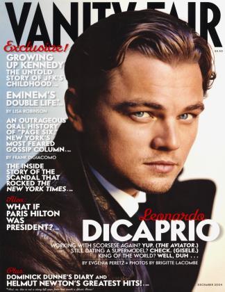 December 2004 | Vanity Fair