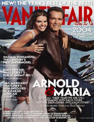 January 2005 | Vanity Fair