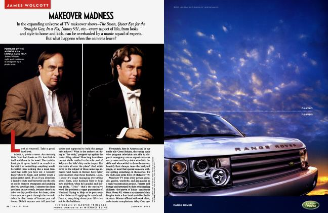 Article Preview: MAKEOVER MADNESS, January 2005 2005 | Vanity Fair