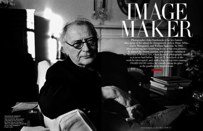 Article Preview: IMAGE MAKER, January 2005 | Vanity Fair