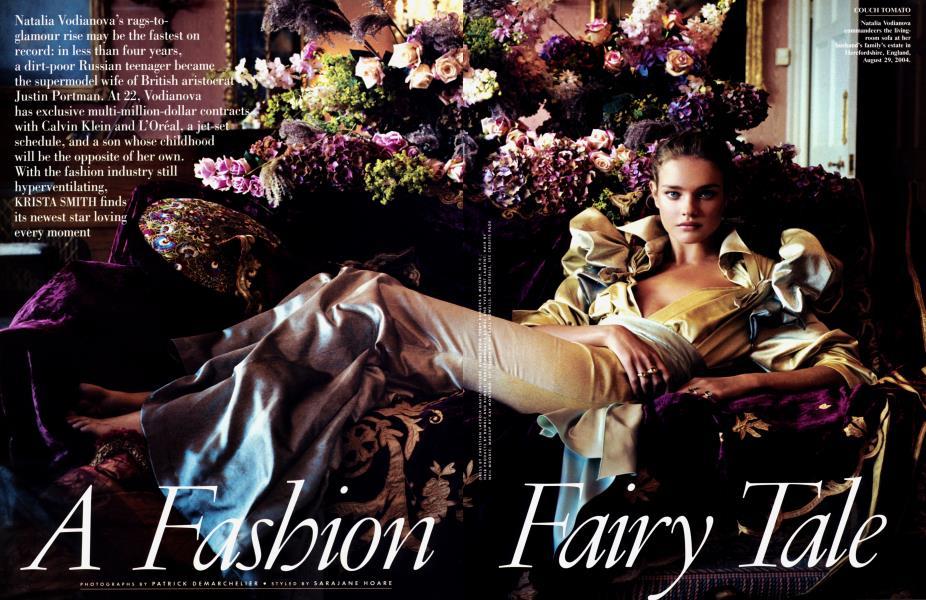 A Fashion Fairy Tale