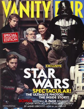February 2005 | Vanity Fair