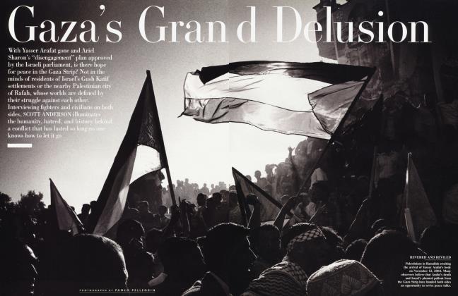 Gaza's Grand Delusion