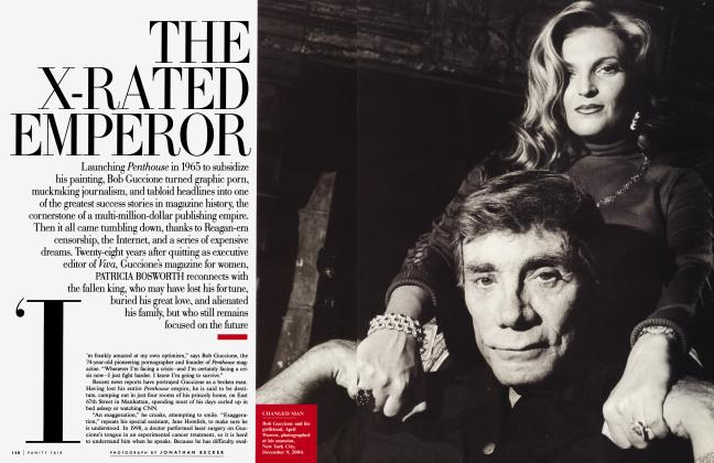 Article Preview: THE X-RATED EMPEROR, February 2005 | Vanity Fair