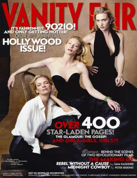 Issue: - March 2005 | Vanity Fair