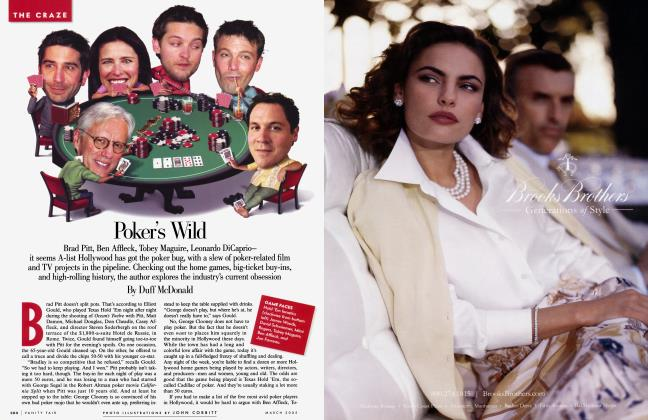 Article Preview: Poker's Wild, March 2005 2005 | Vanity Fair