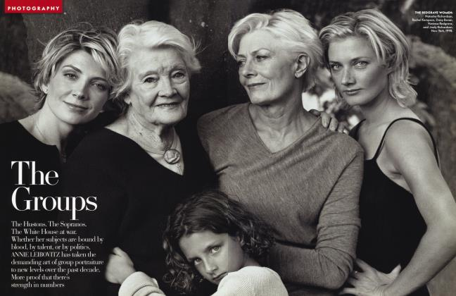 Article Preview: The Groups, March 2005 2005 | Vanity Fair