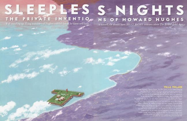 Article Preview: SLEEPLESS NIGHTS, March 2005 2005   Vanity Fair