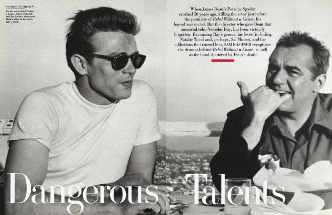 Article Preview: Dangerous Talents, March 2005 2005 | Vanity Fair