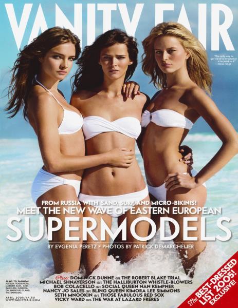 Issue: - April 2005 | Vanity Fair