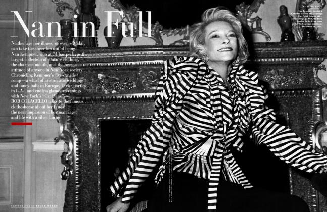Article Preview: Nan in full, April 2005 2005 | Vanity Fair