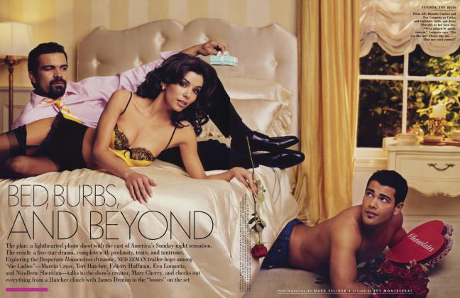 Article Preview: BED, BURBS, AND BEYOND, May 2005 2005 | Vanity Fair