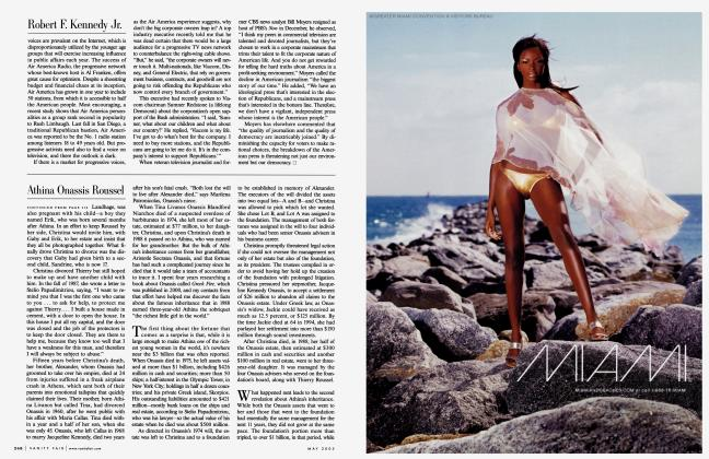 Article Preview: CONRAD MIAMI, May 2005 2005 | Vanity Fair