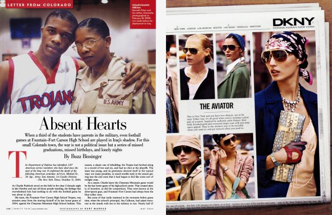 Article Preview: Absent Hearts, May 2005 2005 | Vanity Fair
