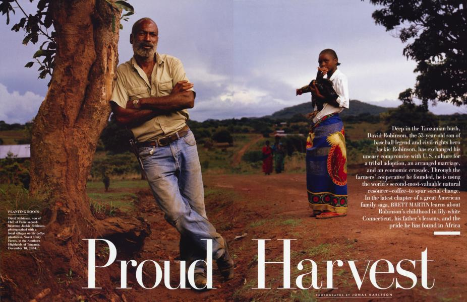 Proud Harvest