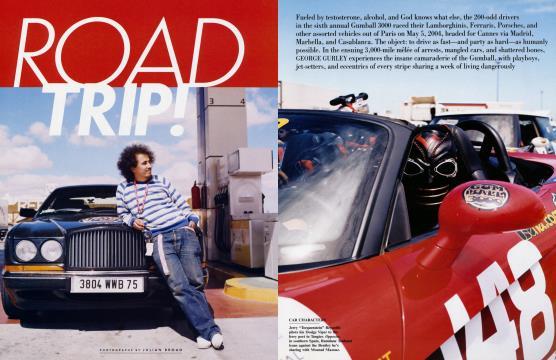 ROAD TRIP! - June | Vanity Fair