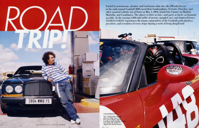 Article Preview: ROAD TRIP!, June 2005 | Vanity Fair
