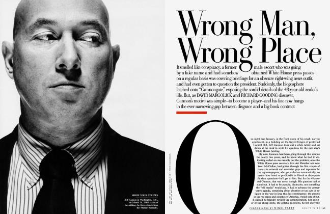 Article Preview: Wrong Man, Wrong Place, June 2005 2005 | Vanity Fair